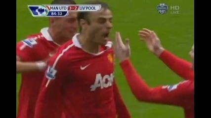 Manchester United - Liverpool 3 - 2