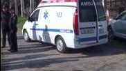 Azerbaijan: Injured treated in hospital after fighting in Nagorno-Karabakh