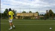 Top 5 Amateur Free Kicks in 2010 by freekickerz Hd