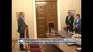 Цветлин Йовчев е подал оставка като началник на кабинета на президента