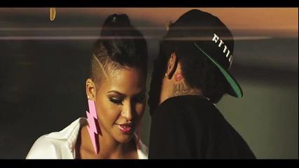 Wiz Khalifa - Roll Up [ Official Video ]