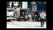 снимки от катастрофата на Рали Варна завършила със смъртен случай!почивай в мир (31.05.09)