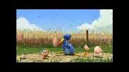 Pixar - for the birds