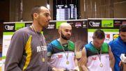 Шампиони в турнира по баскетбол са Bayer