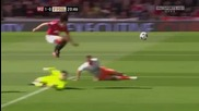 Manchester United 1-0 Blackpool ( Park )