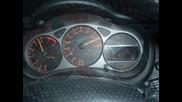 0-140 Toyota Celica 1.8 vvti