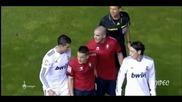 Кристиано Роналдо-финтове и голове