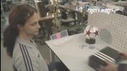 Как се прават бутонките на Лео Меси!
