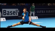 Григор Димитров - 10 превъзходни минаващи удари
