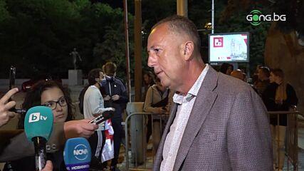 Фурнаджиев: Не може да сме недоволни от работата на Ясен Петров