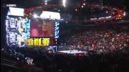 Wwe Raw 11/4/11 - Острието напусна Wwe!!!