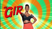 / Превод / Alicia Keys - Girl On Fire ( Inferno Version ) ft. Nicki Minaj