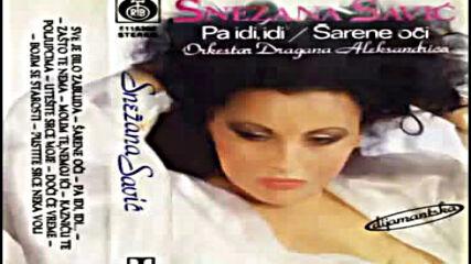 Snezana Savic - Utesite srce moje - (audio 1987) Hd.mp4