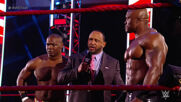 "Apollo Crews crashes MVP's ""VIP Lounge"": Raw, Aug. 10, 2020"