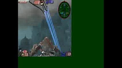 Unreal Tournament - Въздушен Сърф