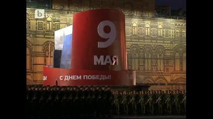 Btv - Войски и танкове в сърцето на Москва
