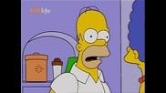 The Simpsons Семейство Симпсън - Сезон 14 Епизод 20 Бг Аудио