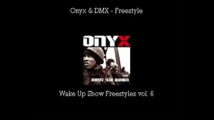 Onyx & Dmx Freestyle