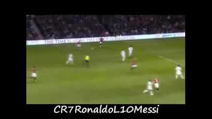 Wayne Rooney Skills Goals 2008 2009