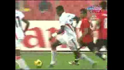 Manucho Goal Vs Egypt