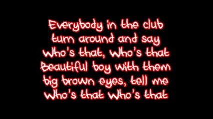 Превод И Lyrics Demi Lovato - Who's that boy - Lyrics on screen и