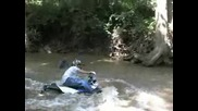 Motocross - Creek Wreck