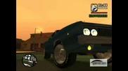 GTA_SA Car Wheelie
