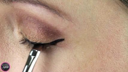 Четка за грим Sigma E65 Small Angle - видео предствяне - онлайн магазин makeup5.com