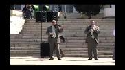 орк. Пловдив - Край реката & Песен пея @ Асеновград (04.04.10)