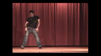 Modern Be!!ydance! (male Bellydancer).