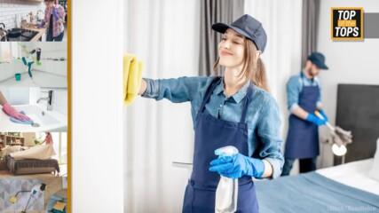 Колко често трябва да чистим всяка стая от дома си