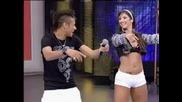 Neymar танцува на песента Ai Se Eu Te Pego
