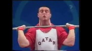 Linkin Park - In The End - Weightlifting Olympics 2000.flv