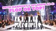 Първата изява на Fifth Harmony след раздялата с Camilla Cabillo