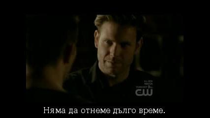 The Vampire Diaries - 2x18 + Бг превод