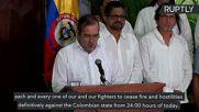 FARC Leader Announces End to World's Longest Conflict