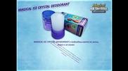 Дезодорант против изпотяване, Стик против изпотяване
