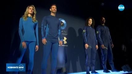 Представиха новите костюми за космическите туристи