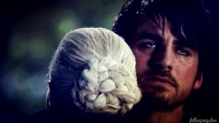 You're in my veins + Emma and Hook + Nadya