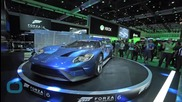 The New Ford GT Revealed