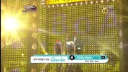 (hd) Boa (ft. Sehoon of Exo-k ) - Only One ~ Music Bank (17.08.2012)