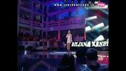 Biljana Krneta - Tamo gde si ti (Zvezde Granda 2010_2011 - Emisija 14 - 08.01.2011)