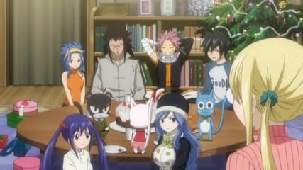 { Bg Sub } Fairy Tail Ova 9 - Fairies's Christmas