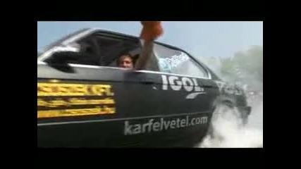 Bmw E30 V8 Drift!