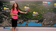 Прогноза за времето (22.06.2016 - централна)