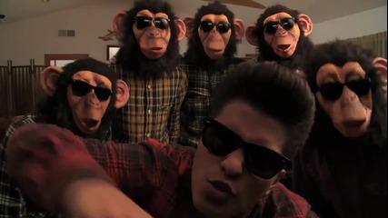 Bruno Mars - The Lazy Song (официално видео)