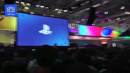 Playstation на Gamescom 2013