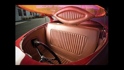 Музeй за автомобили Petersen Automotive...