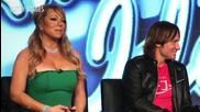 "Mariah Carey says ""Hell No"" to Returning for 'American Idol's' Last Season"