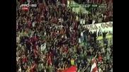 Цска - Левски 15 - та минута гол на Иван Стоянов 1:0